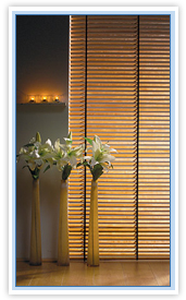 Aluminium horizontal blinds